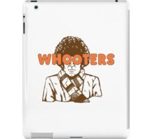 Whooters iPad Case/Skin