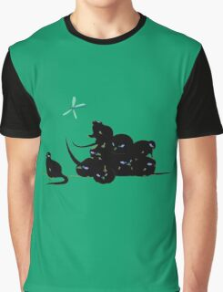 compys or tribble pile? Graphic T-Shirt