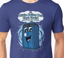 The Little Police Box Unisex T-Shirt