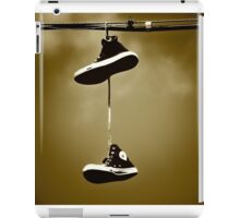 Shoes on a Wire 5 iPad Case/Skin