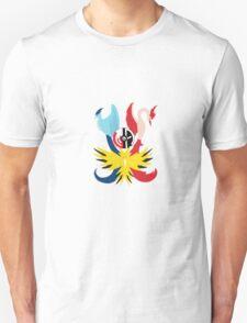 Team Mystic Team Valor Team Instinct Unisex T-Shirt