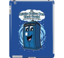 The Little Police Box iPad Case/Skin