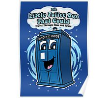 The Little Police Box Poster