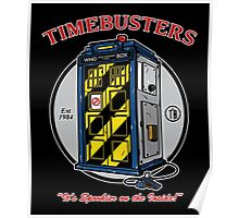 Timebusters Poster