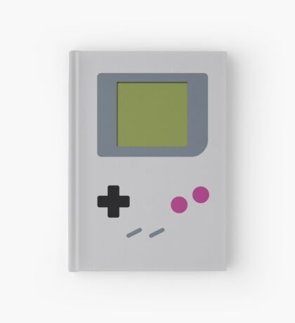 Game Boy Hardcover Journal