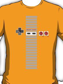 NES Controller Stripe T-Shirt
