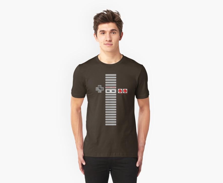 NES Controller Stripe by TGIGreeny