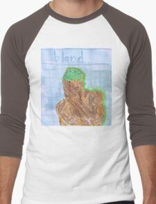 Blond Men's Baseball ¾ T-Shirt