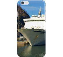 Magellan Cruise Ship Norway. iPhone Case/Skin