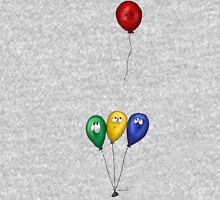 Runaway angry balloon Unisex T-Shirt
