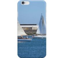Passing By iPhone Case/Skin