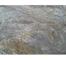 Ripples of Stone Photographic Print