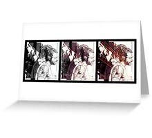 Aidan Turner Greeting Card