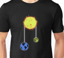 space pulley Unisex T-Shirt