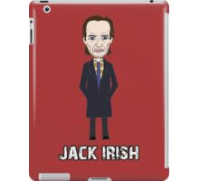 Jack Irish iPad Case/Skin