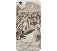 Performing Arts Posters Fatinitza 0623 iPhone Case/Skin