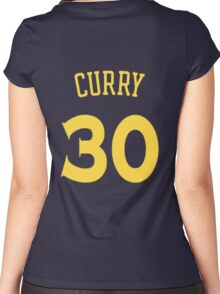Steph Curry Women's Fitted Scoop T-Shirt