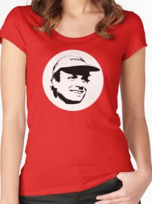Mac DeMarco No.2 Women's Fitted Scoop T-Shirt