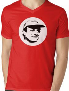 Mac DeMarco No.2 Mens V-Neck T-Shirt