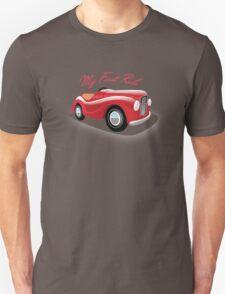 Austin j40 Pedal Car UK  Unisex T-Shirt