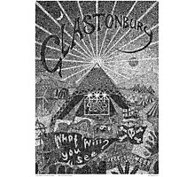 Glastonbury (2010) Photographic Print