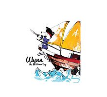 Wynn the Pirate by christophsteph