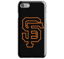 America's Game - San Francisco Giants iPhone Case/Skin