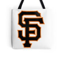 America's Game - San Francisco Giants Tote Bag