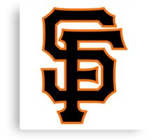 America's Game - San Francisco Giants Canvas Print