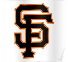 America's Game - San Francisco Giants Poster