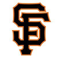 America's Game - San Francisco Giants Photographic Print