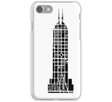Indy Tower iPhone Case/Skin