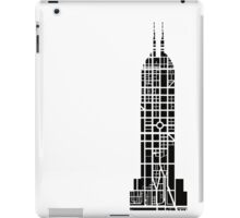 Indy Tower iPad Case/Skin