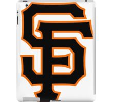 America's Game - San Francisco Giants iPad Case/Skin