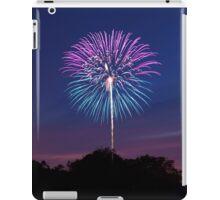Single Firework iPad Case/Skin