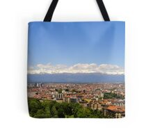 Turin View Tote Bag