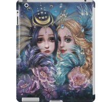birds-of-paradise iPad Case/Skin