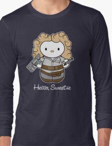 Hello Sweetie Long Sleeve T-Shirt