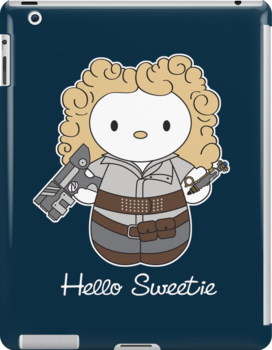 Hello Sweetie by Mandrie
