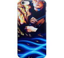 A Study in Liquid Heat iPhone Case/Skin
