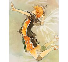 Haikyuu!! Spike Photographic Print