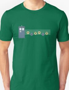 The song of the tardis Unisex T-Shirt