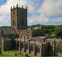 St David's Cathedral by RedHillDigital