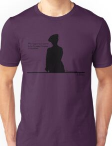 When I grow up, I want to be the Dowager Countess Unisex T-Shirt