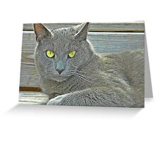 September Story Beautified Greeting Card