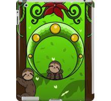 Chibi Nouveau Sloths iPad Case/Skin