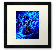 Azula - Avatar The Last Airbender - Light Framed Print