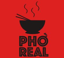 Are You Pho Real Baby Tee