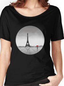 Paris   Women's Relaxed Fit T-Shirt