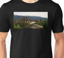 Ojai With Snow Unisex T-Shirt